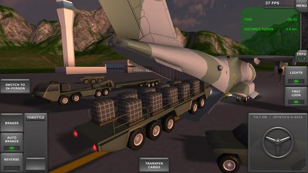 Turboprop Flight Simulator imagem de tela 7