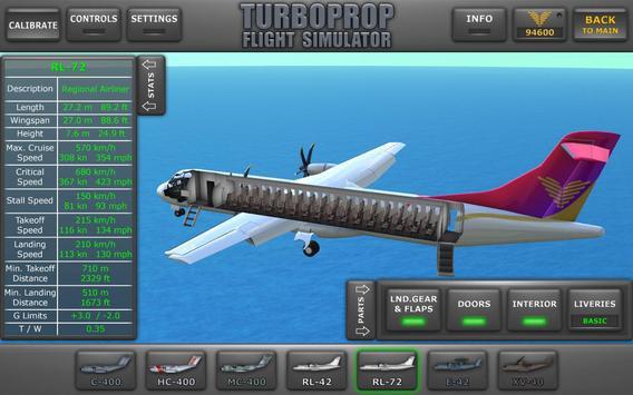 Turboprop Flight Simulator imagem de tela 8
