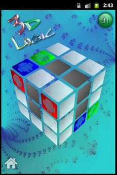 3D Logic for Android poster