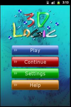 3D Logic for Android screenshot 1