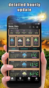 Weather Channel 2020 - Weather Live Channel screenshot 4