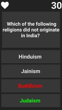 India Gk Quiz screenshot 5