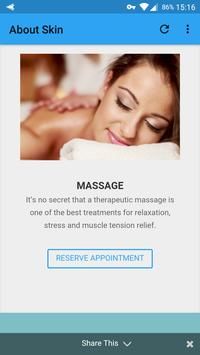 About Skin Wellness Spa screenshot 3