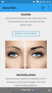 About Skin Wellness Spa screenshot 2