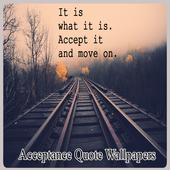Acceptance Quote Wallpapers icon