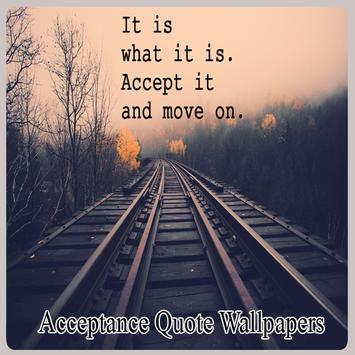 Acceptance Quote Wallpapers screenshot 9