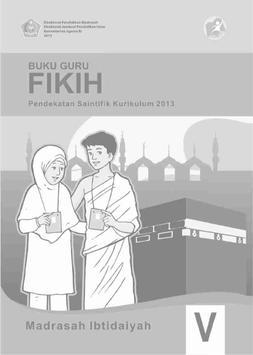 Buku Guru Kelas 5 MI Fikih Revisi 2015 poster