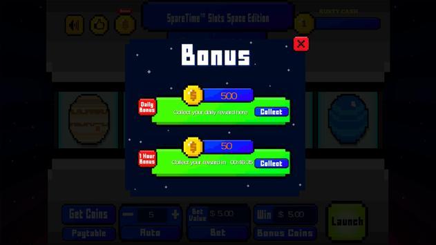 SpareTime™ Slots Space Edition screenshot 18