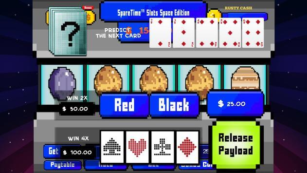 SpareTime™ Slots Space Edition screenshot 6