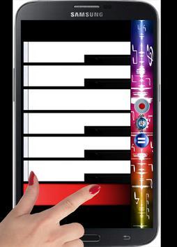88 Piano poster
