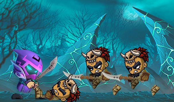 shadow and death - stickman fighter - dark combat screenshot 5