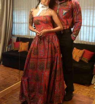 African Couple Fashion Ideas screenshot 4