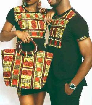 African Couple Fashion Ideas screenshot 1