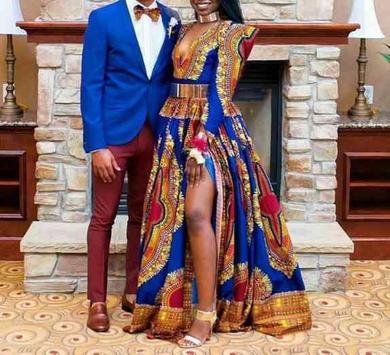 African Couple Fashion Ideas screenshot 3