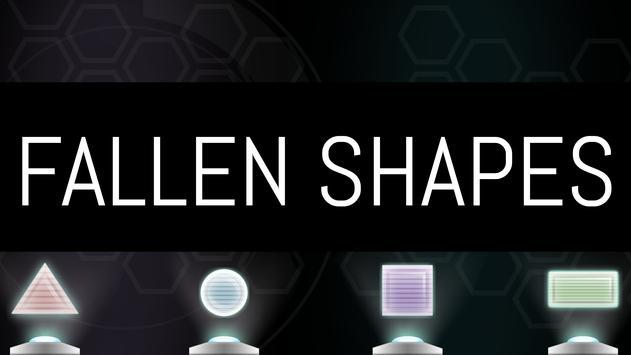 Fallen Shapes screenshot 1