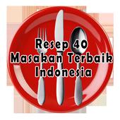 Resep 40 Masakan Terbaik icon