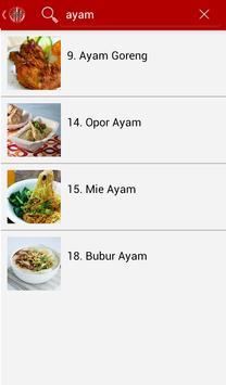 Resep 40 Masakan Terbaik screenshot 4
