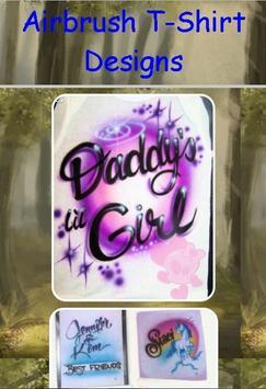 Airbrush T-Shirt Designs screenshot 1