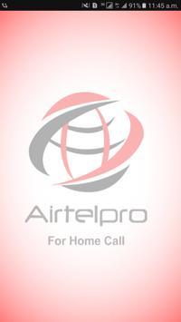 Airtel Pro poster