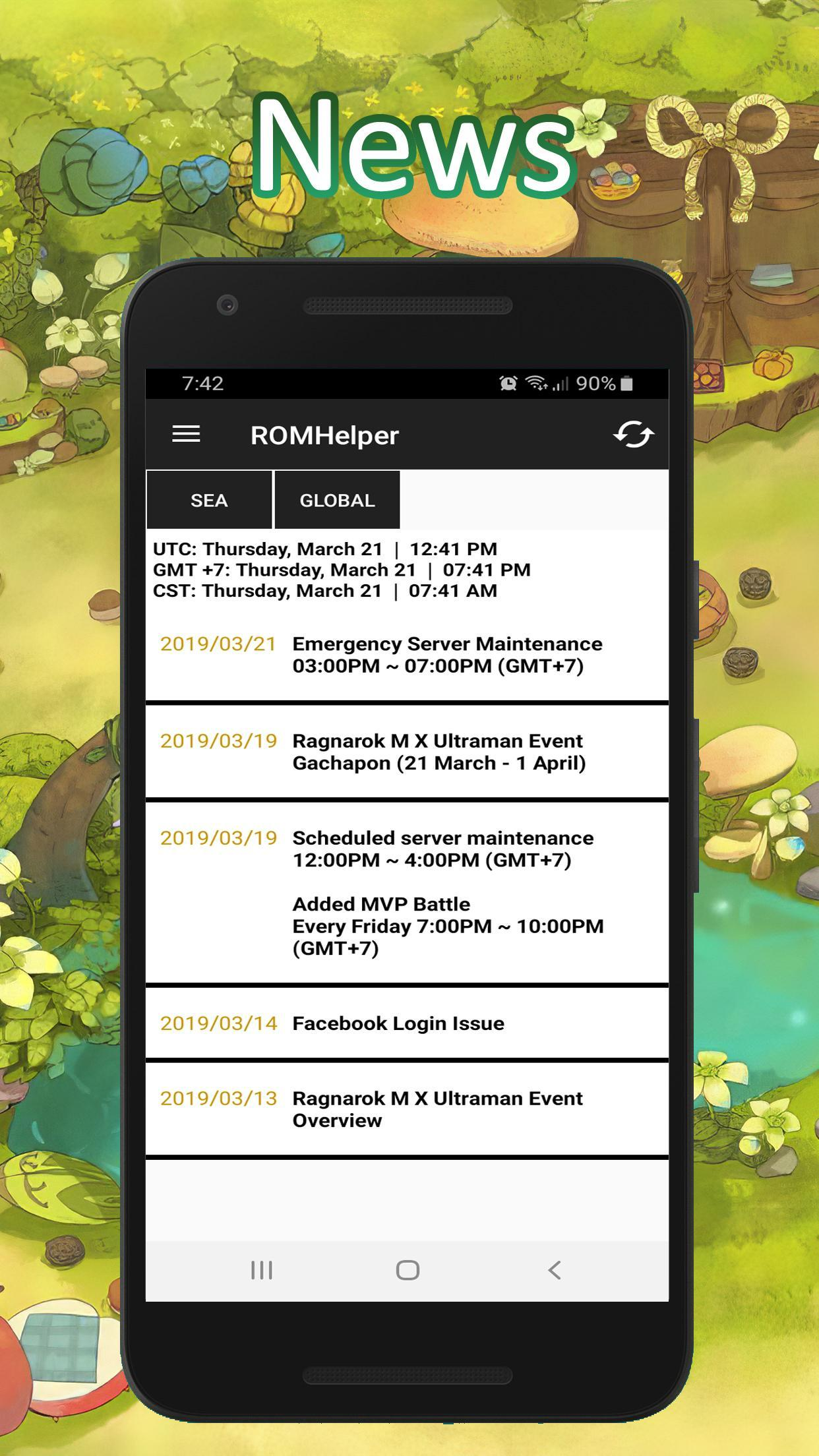 ROM Helper tool for: Ragnarok M: Eternal Love for Android - APK Download