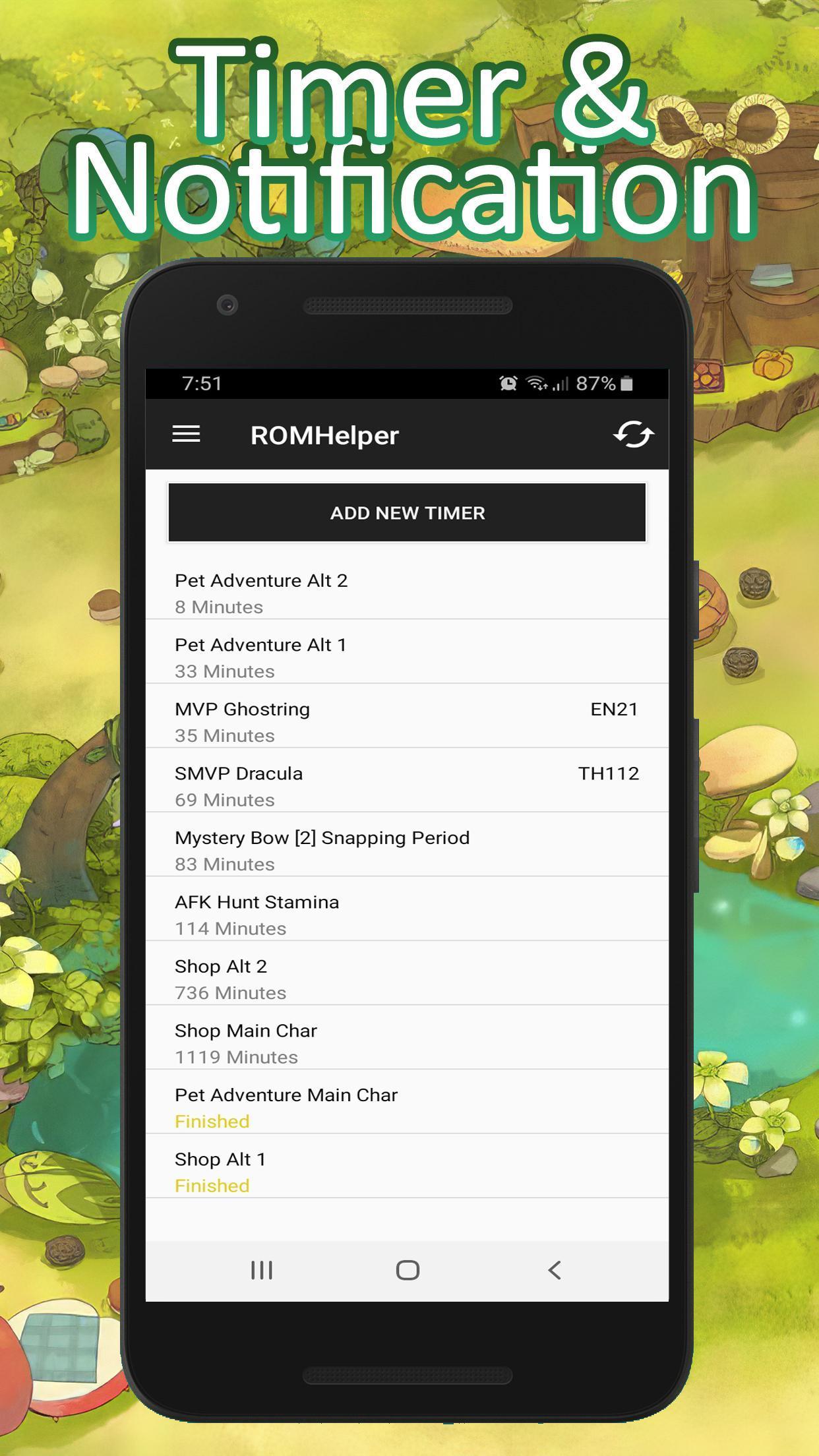 ROM Helper tool for: Ragnarok M: Eternal Love for Android - APK Download