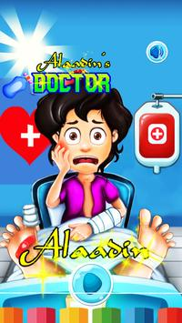 The Magic Of Aladdin's Doctor poster