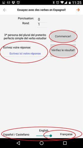 Alb Verbes Espagnol Conjugaison Free No Ads Pour Android Telechargez L Apk