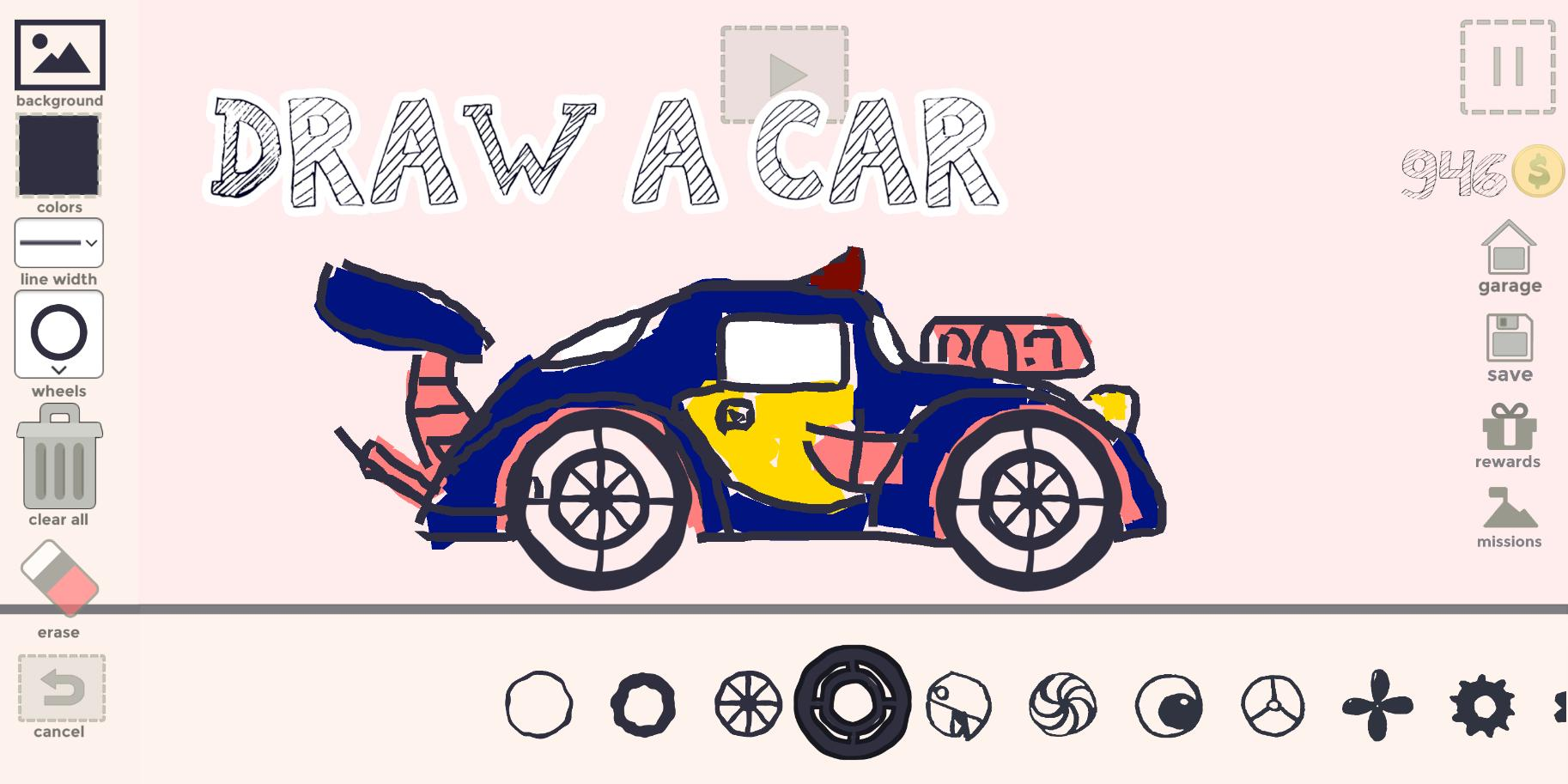 Make Your Own Car >> Draw Your Car Create Build And Make Your Own Car For