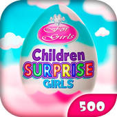 Surprise Eggs: Free Game for Girls icon