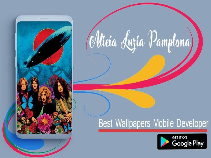 Led Zeppelin Hd Wallpapers For Android Apk Download
