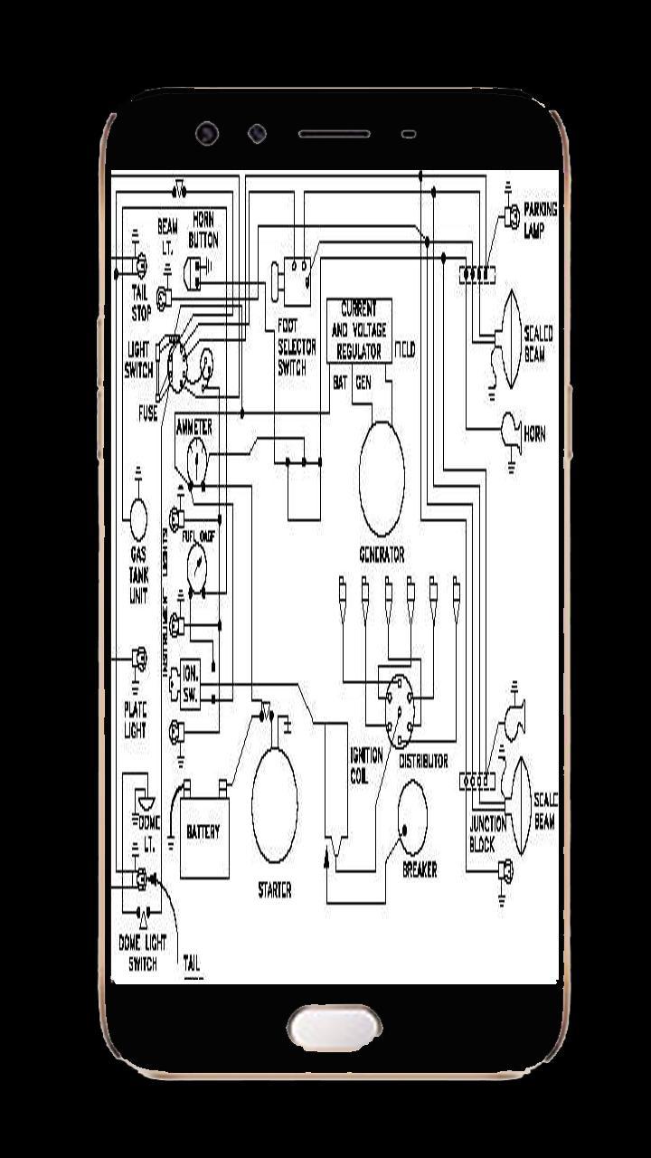 All Car Wiring Diagram pour Android   Téléchargez l'APK