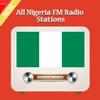 All Nigeria FM Radio Stations icon