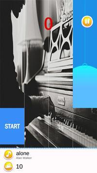 Alan Walker Piano Tiles 2019 screenshot 3