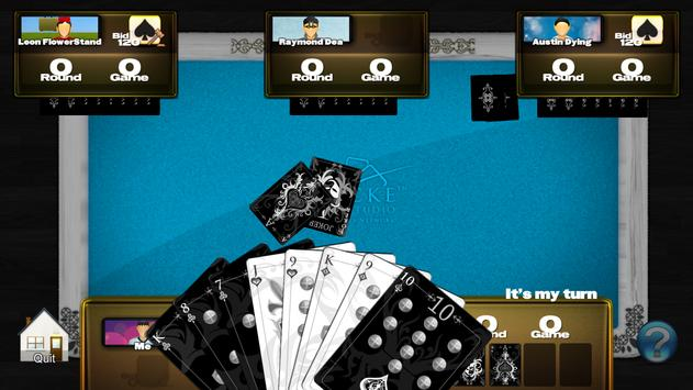 Adecke - Free Cards Games screenshot 14