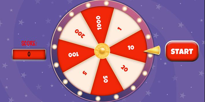 LuckyWheel screenshot 1