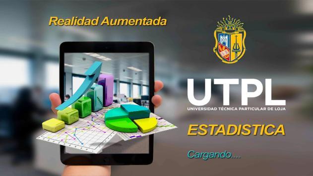 Estadística UTPL poster