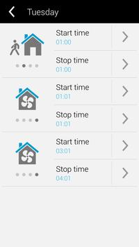 Komfovent Home screenshot 7