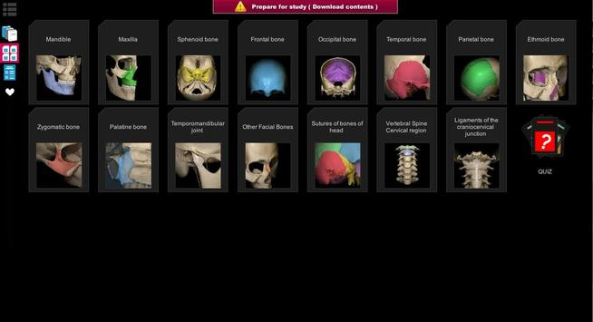 Anatomy Learning 3D - 三维解剖学地图集-解剖和学习解剖学 截图 15