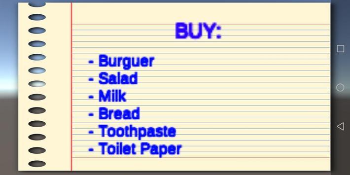 Supermercado Compras Demo screenshot 2