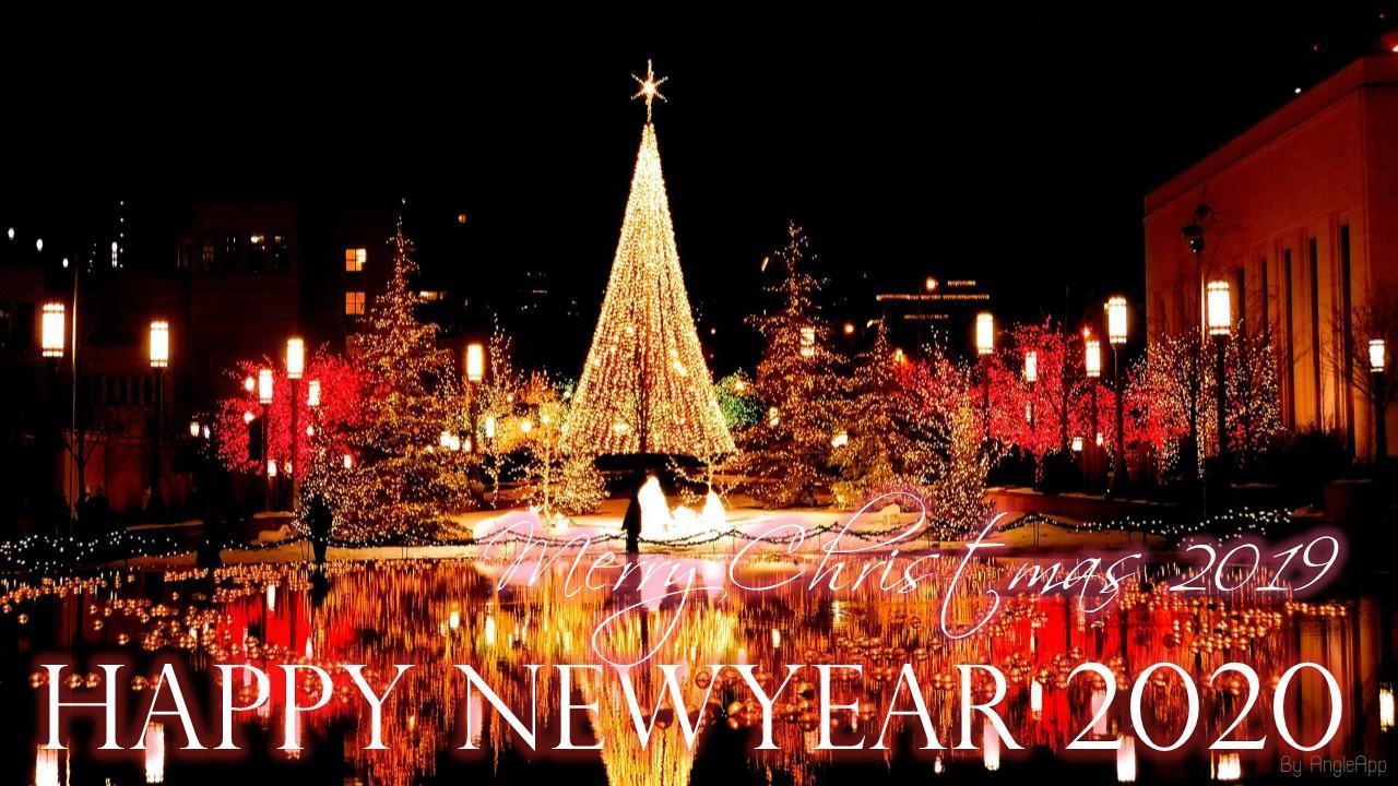 Feliz Natal E Feliz Ano Novo 2020 Para Android Apk Baixar