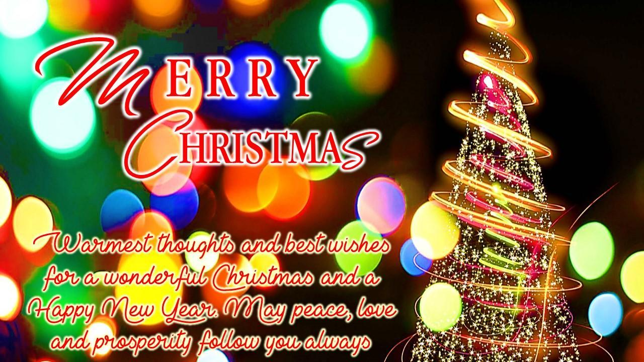 Merry Christmas Greeting And Happy New Year 2020 For Android Apk Download
