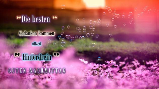 Guten Morgen Nachmittag Abend Gute Nacht Wünscht screenshot 5