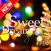 Good night Sweet dream my love my sweetheart icon