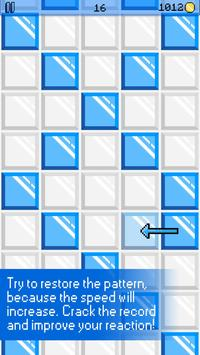 Tiles - Restore the Pattern poster