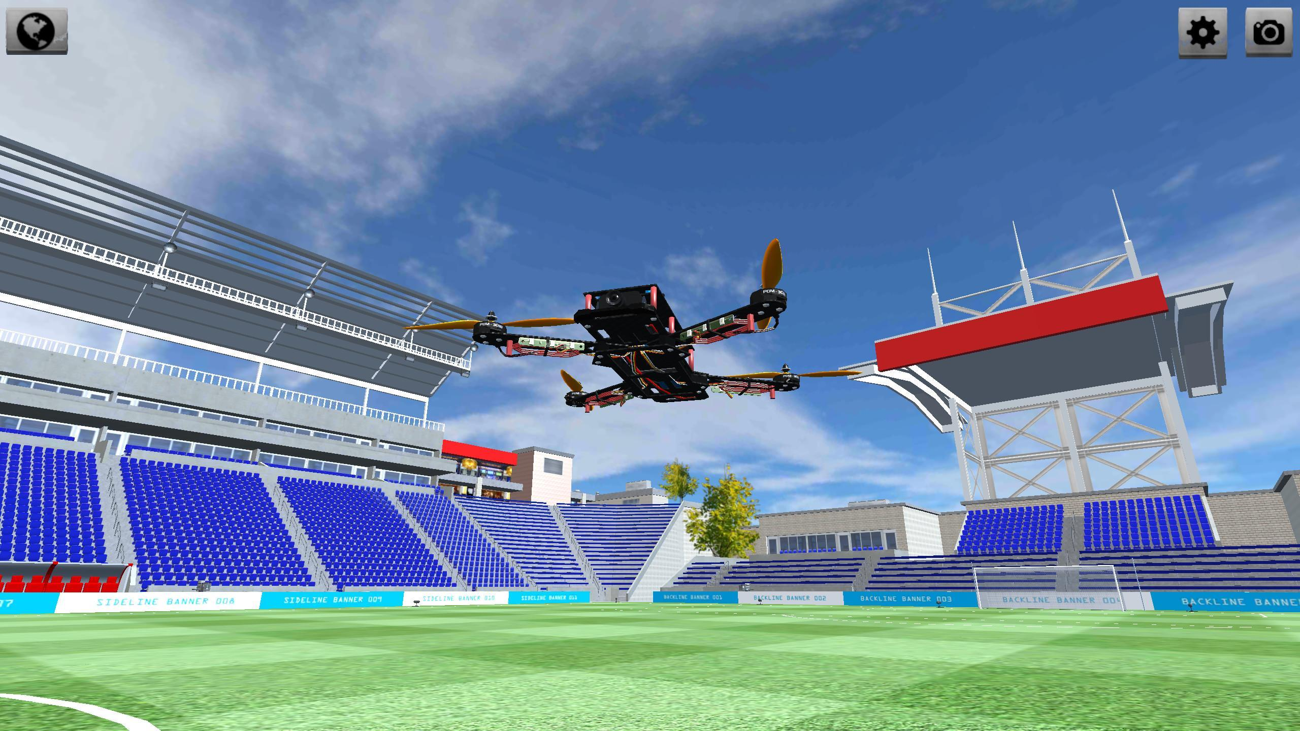 DRS 🎮 Drone Simulator for Android - APK Download