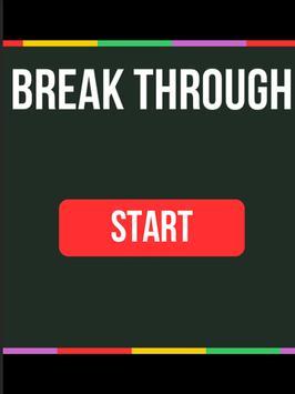 Break Through - Laser Walls screenshot 4