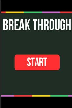 Break Through - Laser Walls screenshot 1