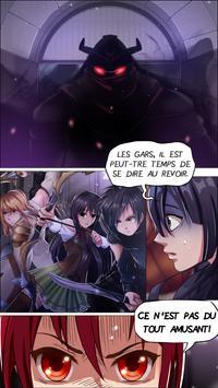 Jeux de Manga - Histoire d'Amour capture d'écran 4