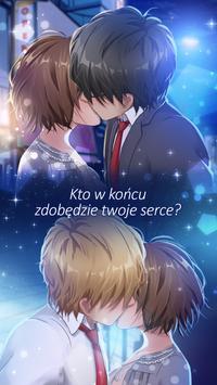 Romantyczne miłosne gry anime dla dziewczyn plakat