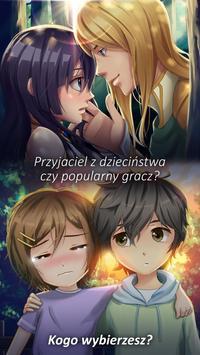 Romantyczne miłosne gry anime dla dziewczyn screenshot 1